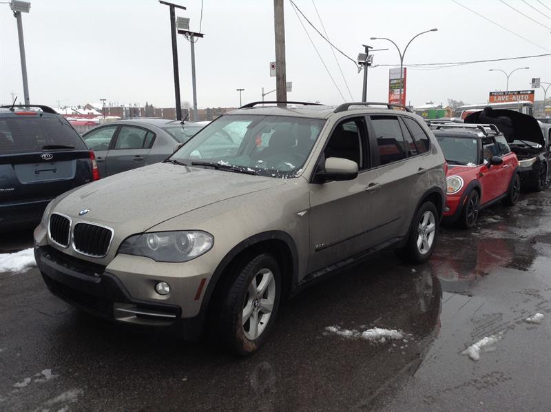 BMW X5 2008 AWD 4dr 3.0si #40185