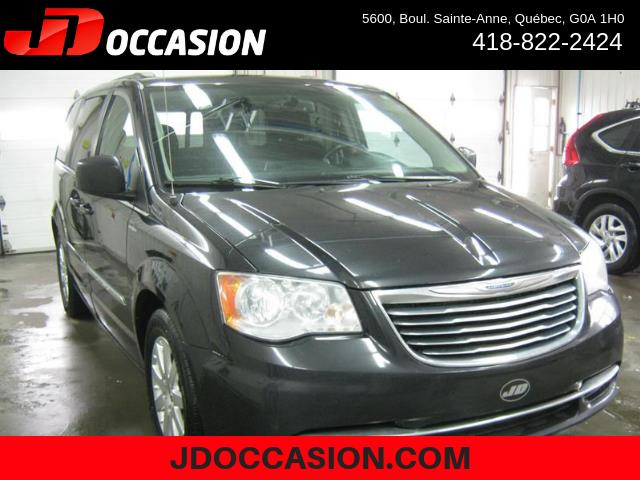 Chrysler Town - Country 2015 4dr Wgn Touring #a4943