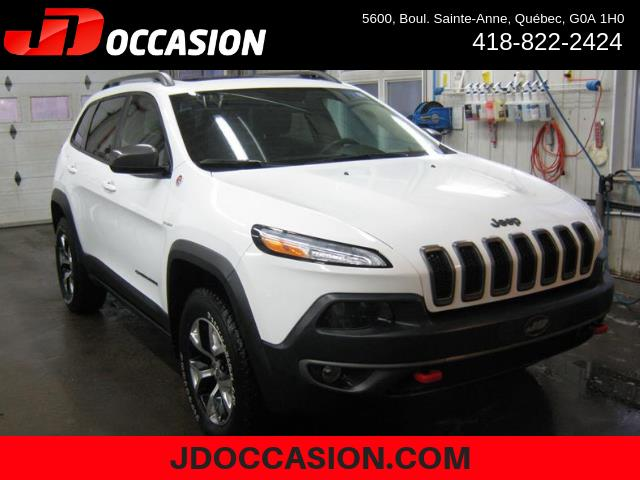Jeep Cherokee 2014 4WD 4dr Trailhawk #90165a