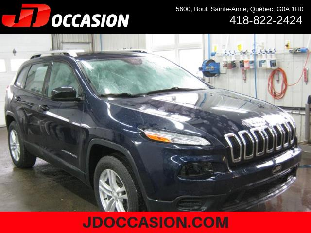 Jeep Cherokee 2015 4WD 4dr Sport #A4929