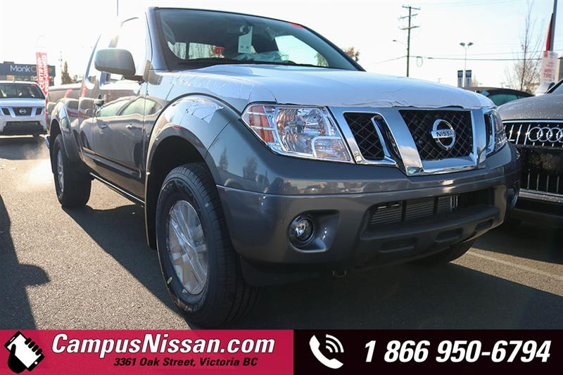2019 Nissan Frontier SV 4WD w/ Premium King Cab #9-T004