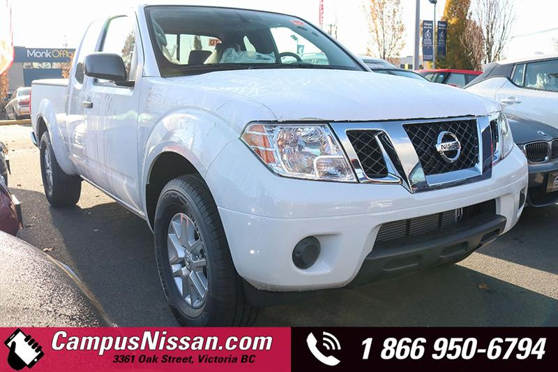 2019 Nissan Frontier SV RWD King Cab Standard Bed #9-T010