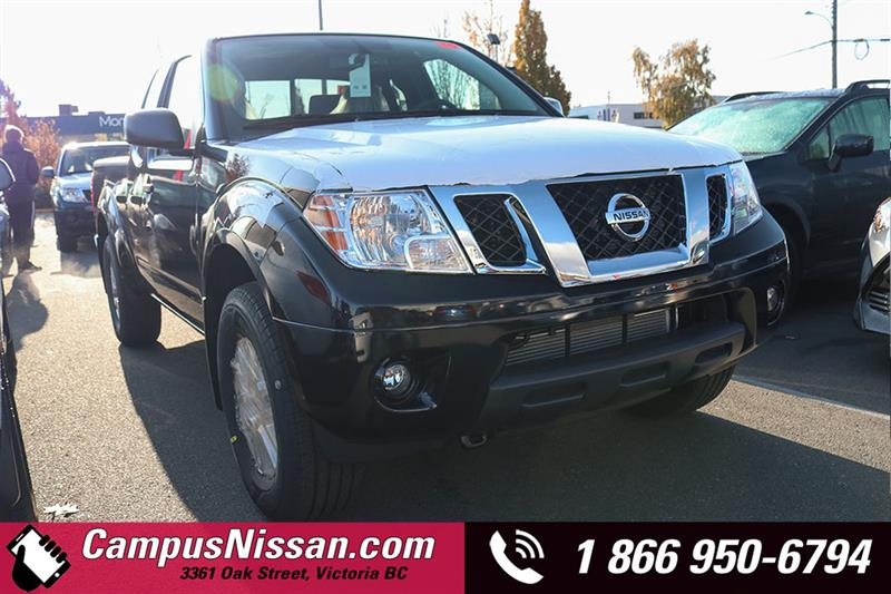 2019 Nissan Frontier SV 4WD w/ Premium King Cab #9-T038