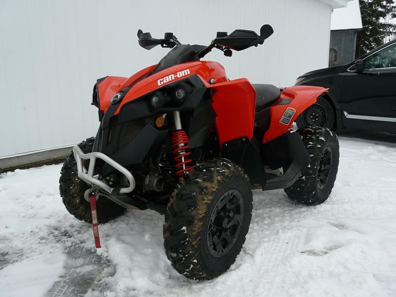 Can-am Renegade 850 2018