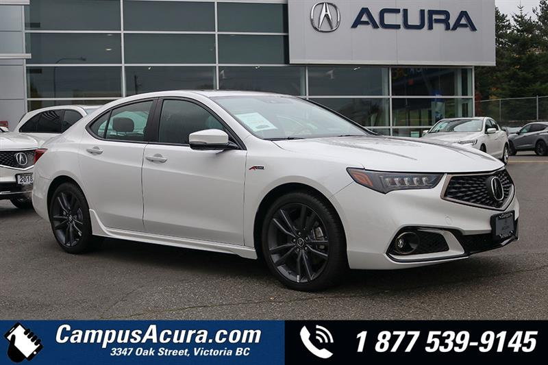 2019 Acura TLX Elite A-Spec #19-4242