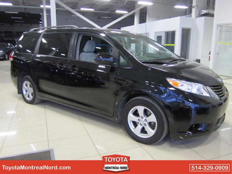 Toyota Sienna 2014 LE FWD V6 8-Pass  #3415 AT