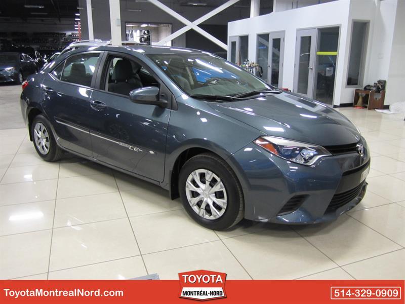 Toyota Corolla 2014 CE,AC/VITRES ELECTRIQUES PORTES #3458 AT