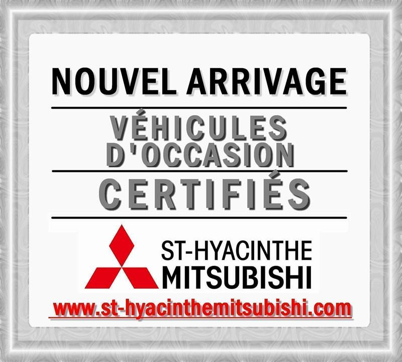 Mitsubishi Mirage ES puiss + 2015 financement 0.9% #17775A