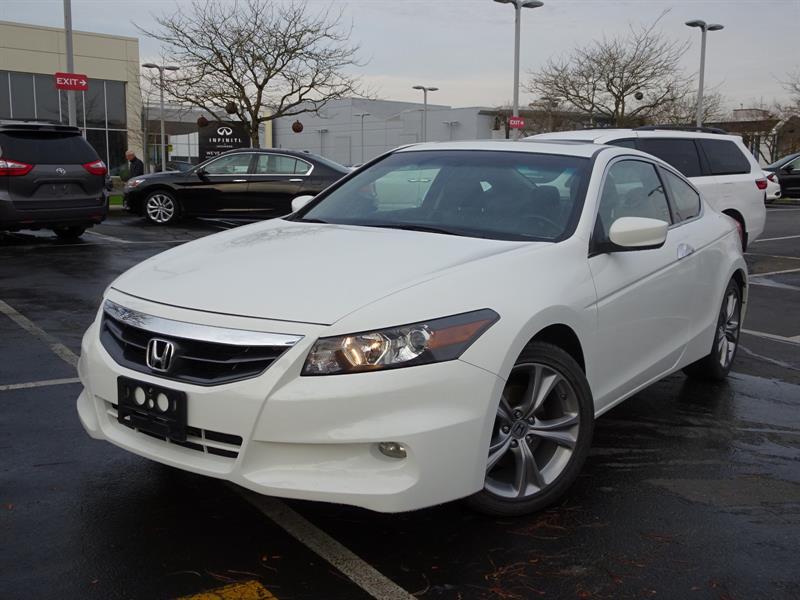 2011 Honda Accord Cpe EX-L V6 Navi AT!  6 Months Powertrain Warranty #X1873A