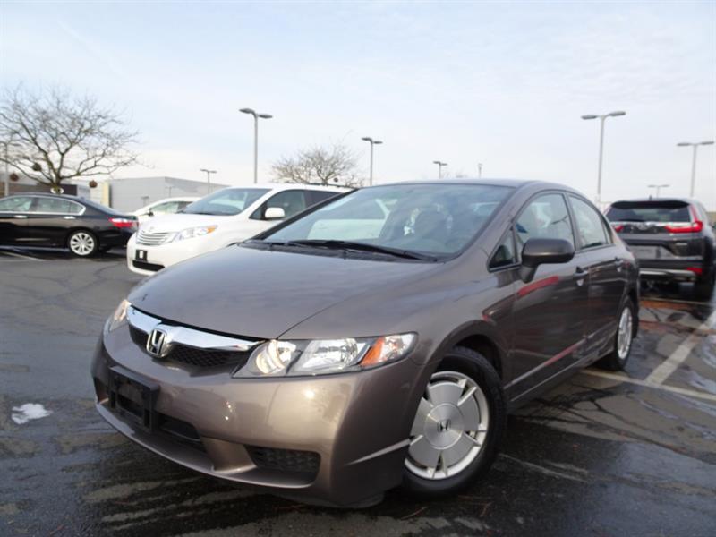 2009 Honda Civic Sedan DX-G at #X2360A