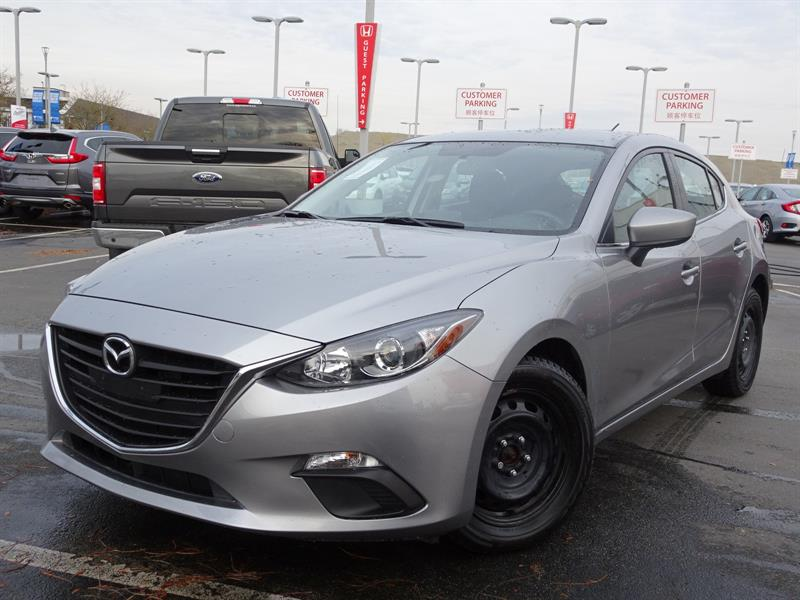 2014 Mazda MAZDA3 GS-SKY AT! 6 Months Powertrain Warranty! #X1541A