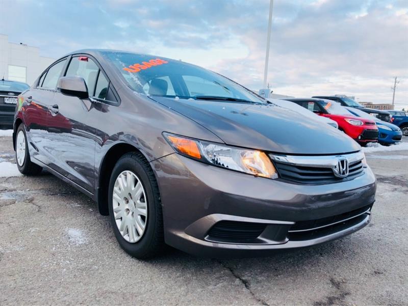 Honda Civic 2012 EX (A5) #10046F