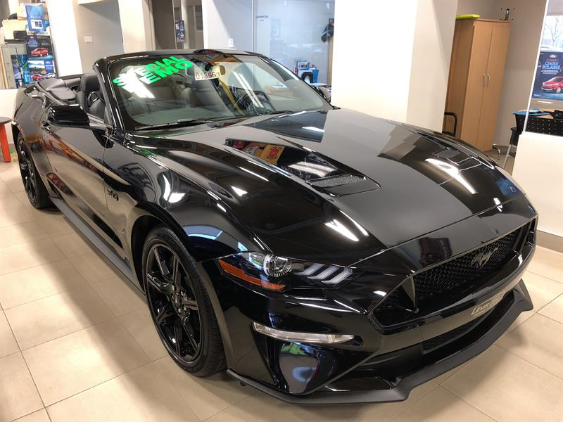 Ford Mustang 2018 GT Premium SPECIAL DEMO #013553