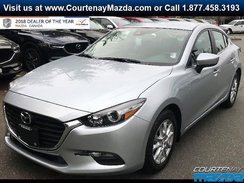 2018 Mazda mazda3 GS at #18MZ31818