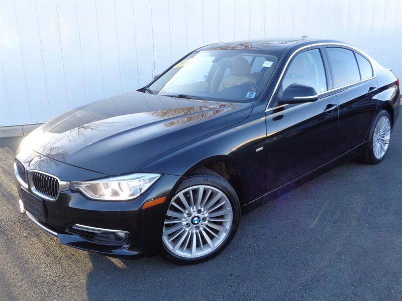 2012 BMW 3 Series 4dr Sdn 328i RWD #V1408A