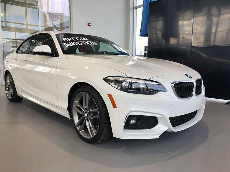 BMW 2 Series 2018 230i xDrive Coupe #18-518N