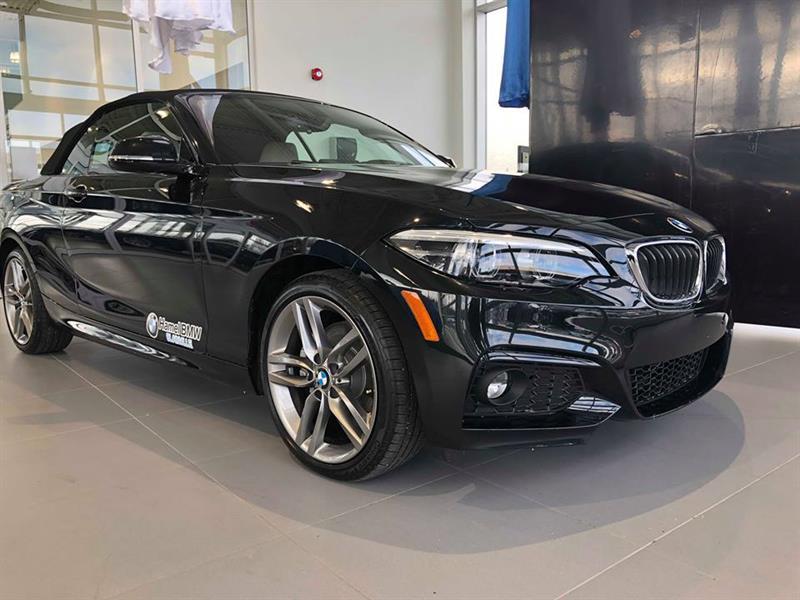 BMW 2 Series 2018 230i xDrive Cabriolet #18-666