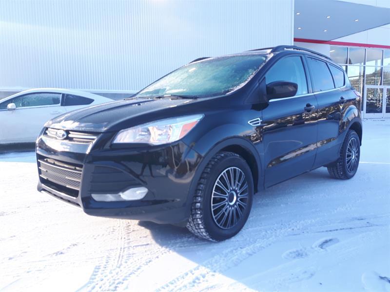 Ford Escape 2014 4WD SE EcoBoost ** Avec pneus Hiver sur roue** #j068xb