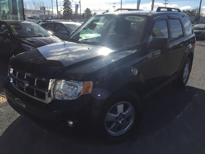 Ford Escape 2011 XLT, AWD ,AUTO, MAGS, A/C  #E-0296B