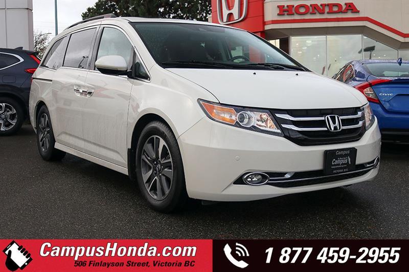 2014 Honda Odyssey Touring w-RES - Navi Bluetooth #B5548