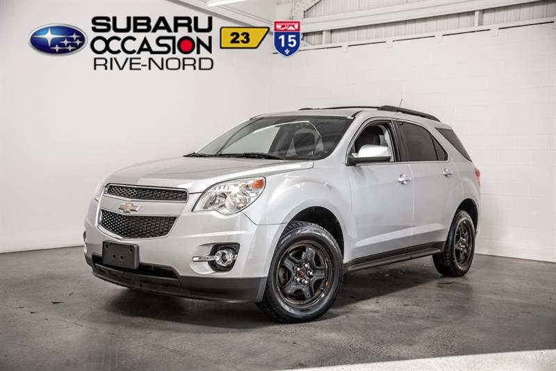 Chevrolet Equinox 2013 2LT V6 AWD BLUETOOTH+SIEGES.CHAUFFANTS #190608A