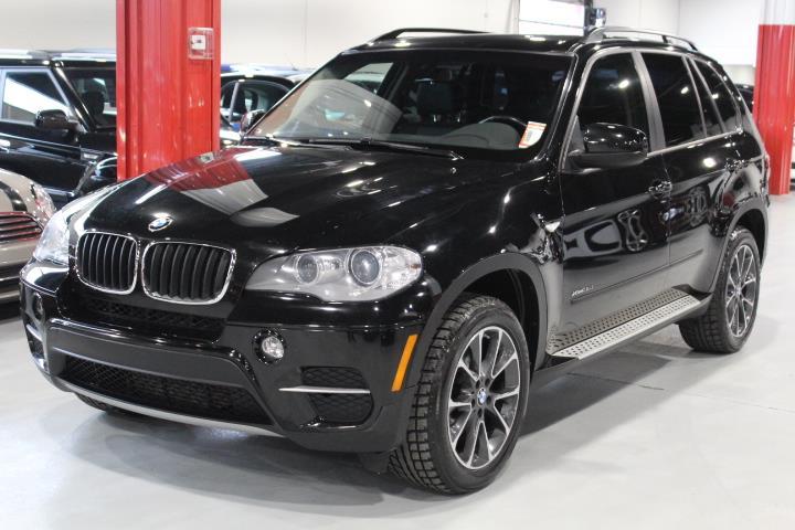 BMW X5 2013 XDRIVE35I 4D Utility #0000000765