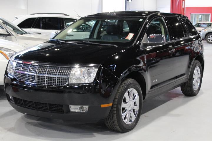 Lincoln MKX 2008 4D Utility AWD #0000000896