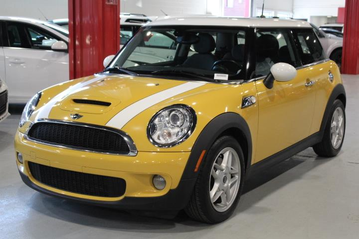 Mini Cooper 2007 S 2D Hatchback #0000001009