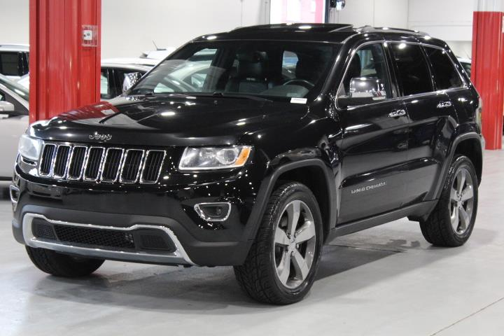 Jeep Grand Cherokee 2015 LIMITED 4D Utility 4WD #0000001059