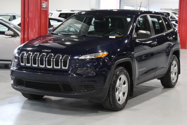 Jeep Cherokee 2015 SPORT 4D Utility 4WD #0000001123