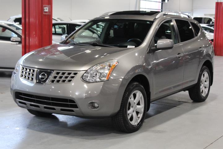Nissan Rogue 2009 S 4D Utility AWD #0000001133