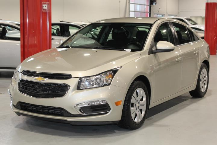 Chevrolet Cruze 2015 1LT 4D Sedan Turbo #0000001140