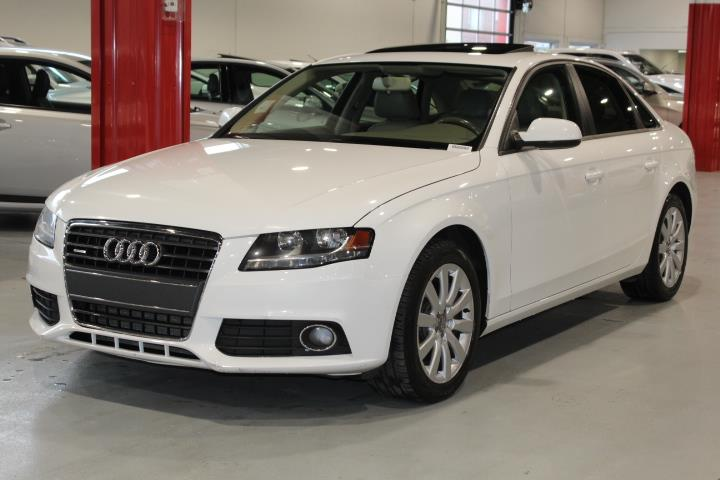 Audi A4 2012 4D Sedan Qtro at #0000001181