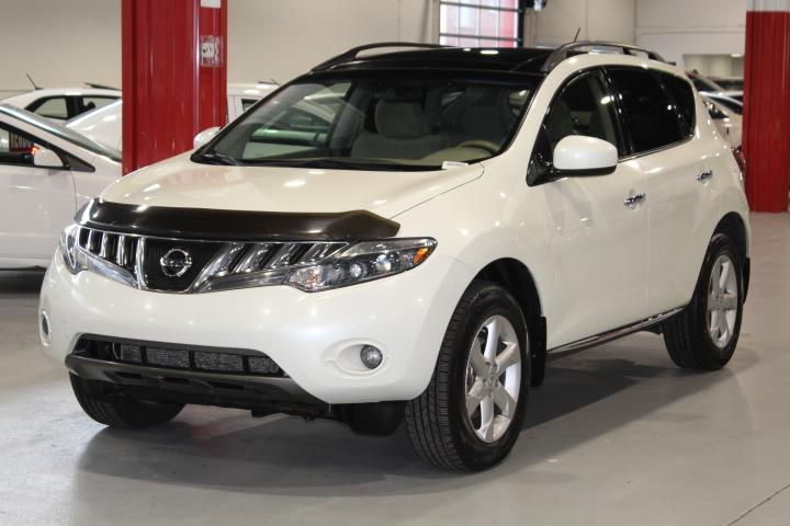 Nissan Murano 2009 S 4D Utility AWD #0000001192