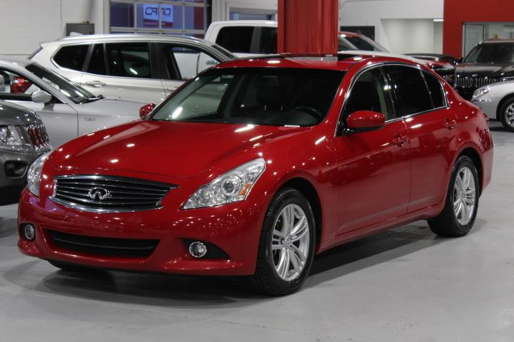 Infiniti G37 2012 LUXURY 4D Sedan AWD #0000001217