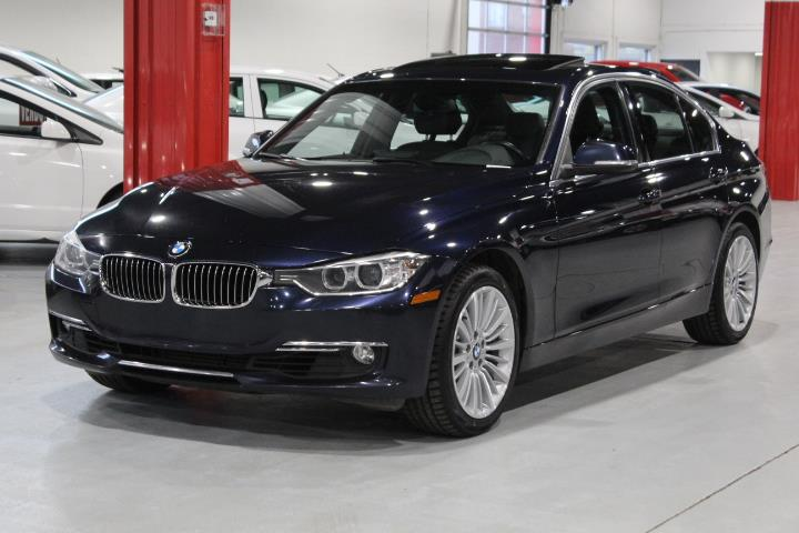BMW 3 Series 2015 328I XDRIVE 4D Sedan #0000001235