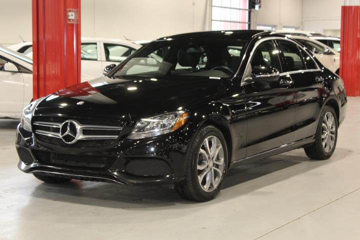 Mercedes-Benz C-Class 2015 C300 4D Sedan 4MATIC #0000001237