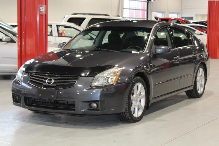 Nissan Maxima 2007 SL 4D Sedan #0000001245