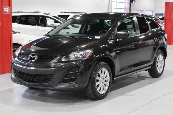 Mazda CX-7 2010 GX 4D Utility #0000001270