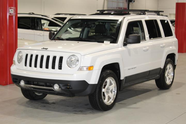 Jeep Patriot 2011 LIMITED 4D Utility 4WD #0000001282