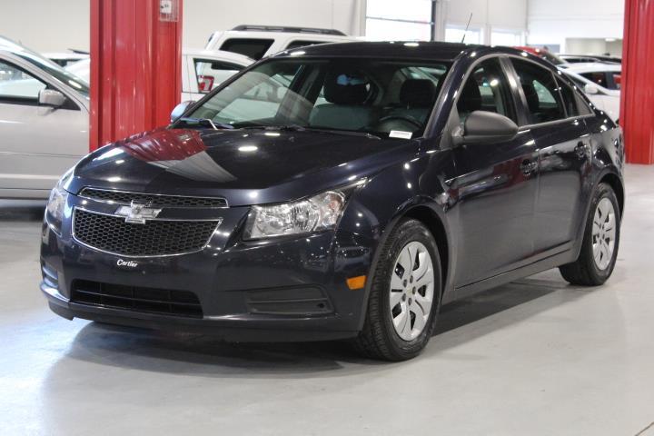 Chevrolet Cruze 2014 1LS 4D Sedan #0000001288
