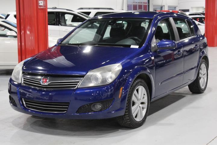 Saturn Astra 2008 XR 4D Hatchback #0000001300
