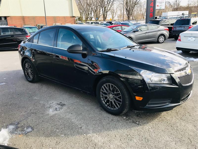Chevrolet Cruze 2012 27$* par semaine/Financement #95214-2