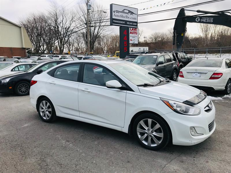 Hyundai Accent 2012 29$* par semaine/Financement #95178-2