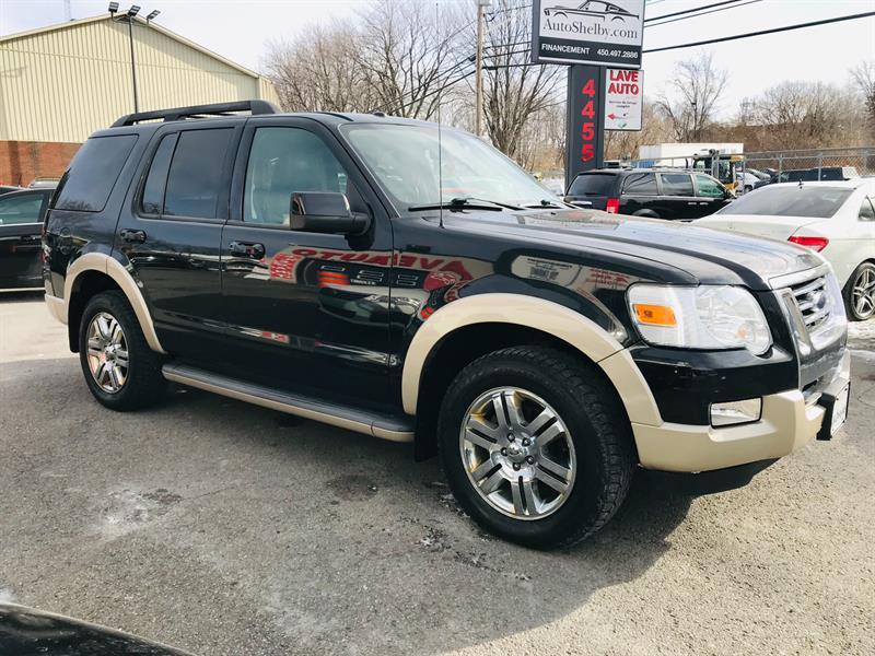 Ford Explorer 2009 37$* Par Semaine/Financement #95219