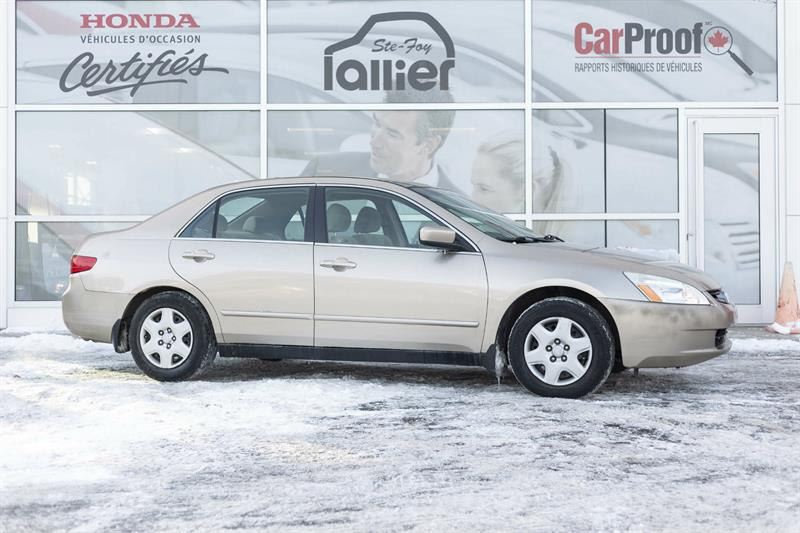 Honda Accord 2005 LX #181518A