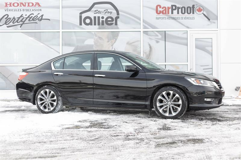 Honda Accord 2013 Sport #181540A