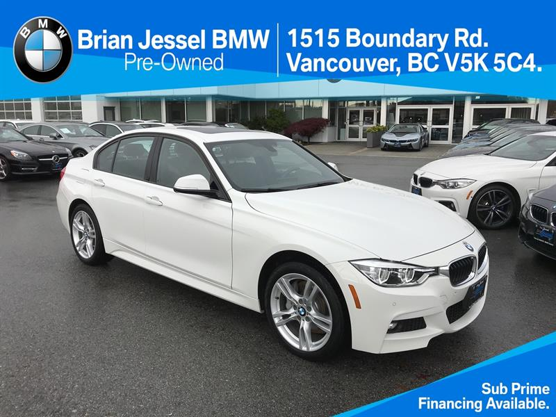 2018 BMW 3 Series 330I xDrive Sedan (8D97) #BP7353