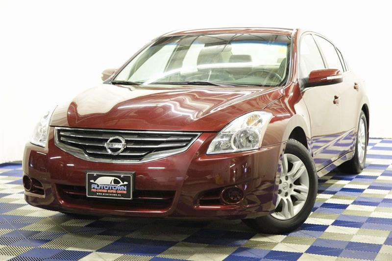 2011 Nissan Altima 2.5 S/HTD SEATS/SUNROOF/LEATHER #11NA36035