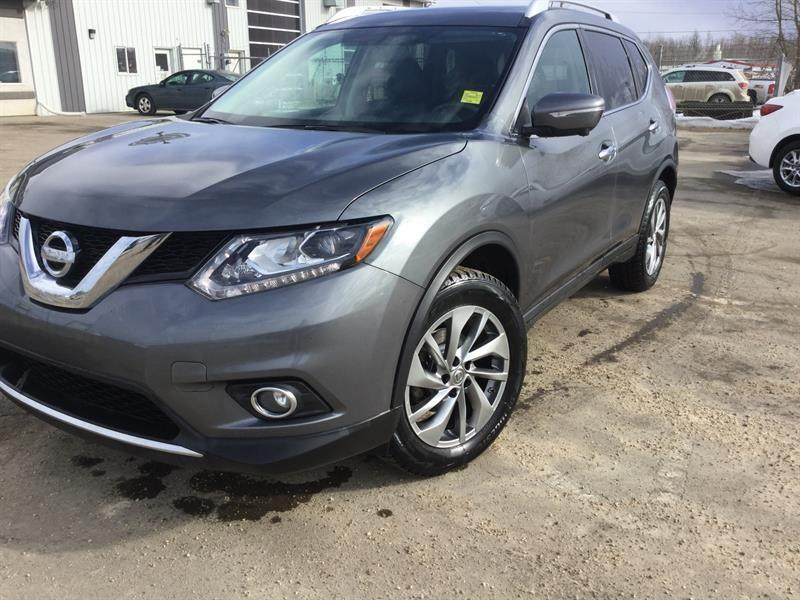 2015 Nissan Rogue AWD 4DR #M816909